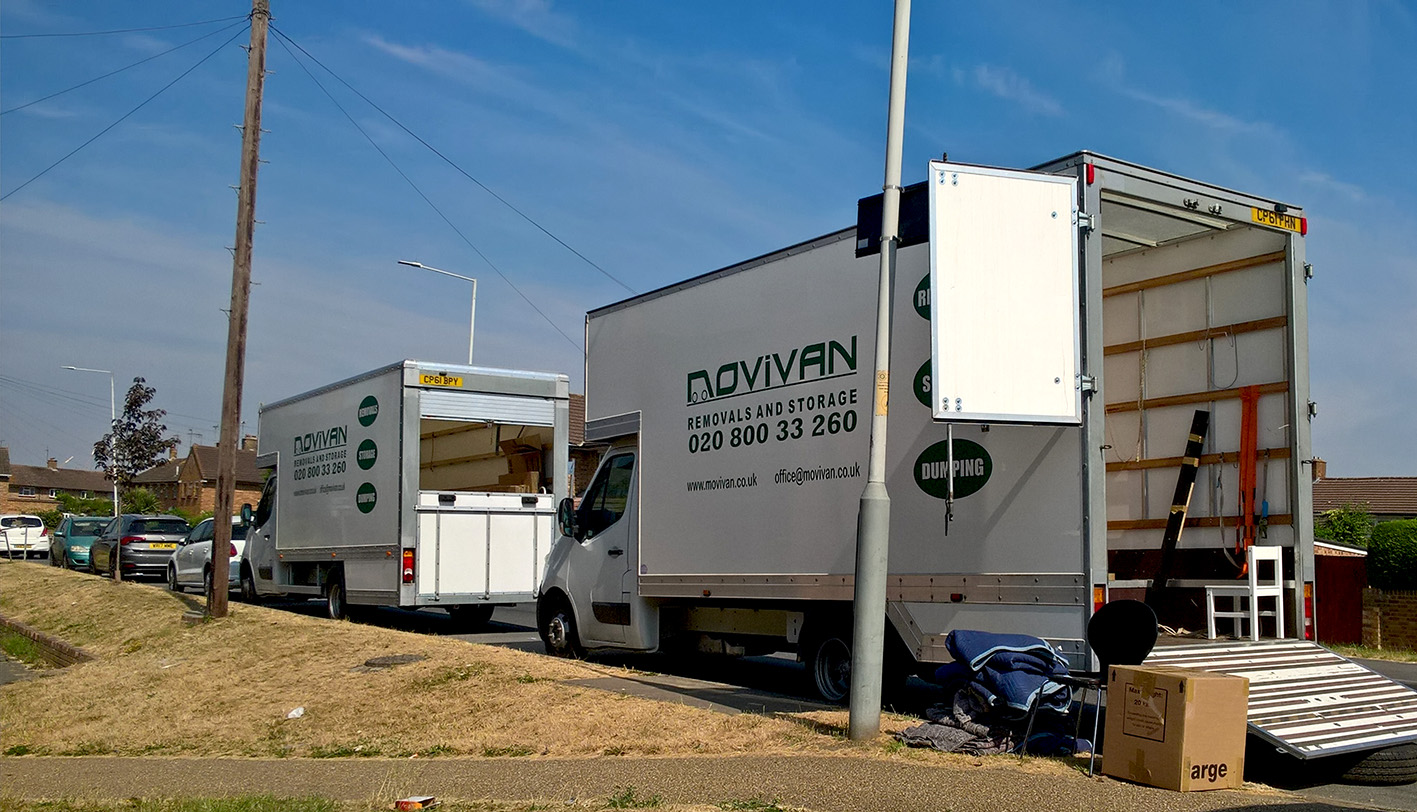 Brent Removals Company by Movivan
