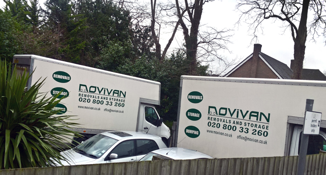 Ealing Home Removals Companies W5